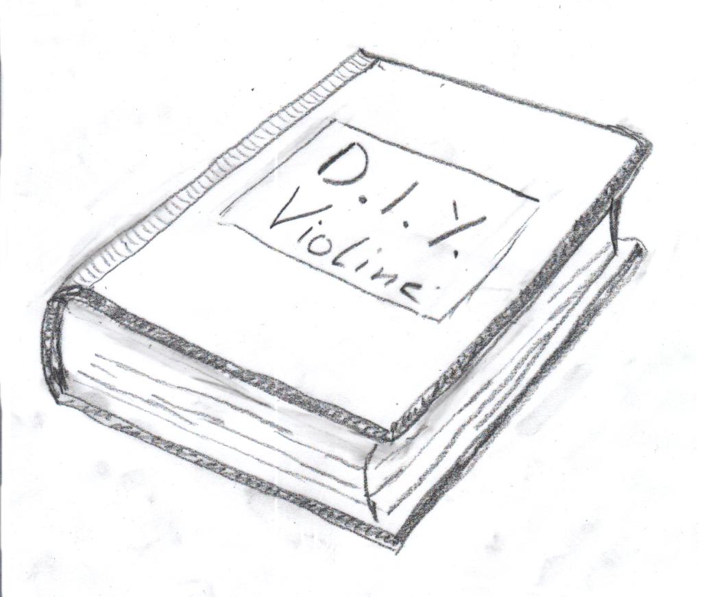 Ein Bild auf dem steht: Do it yourself violine